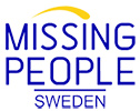 Missing People Sweden logotyp
